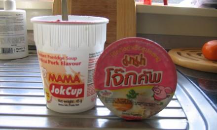 Ready-mix Congee / Rice Porridge