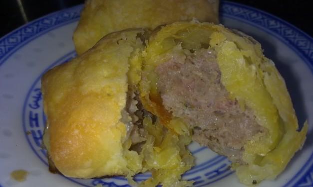 Saucijzenbroodjes  (Dutch Sausage Rolls)