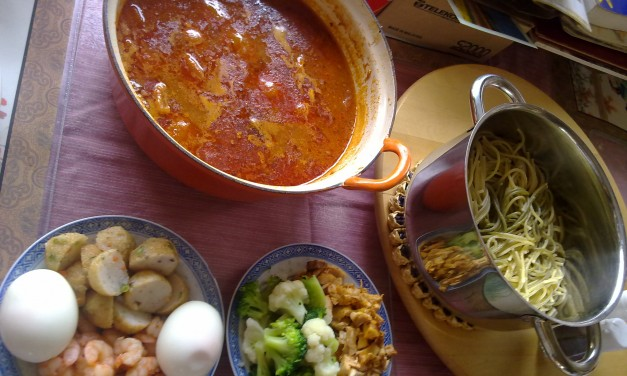 Spaghetti Bandung