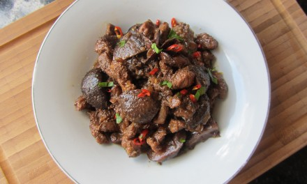Babi Chin  (Fragrant Pork)