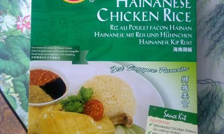PrimaTaste Hainanese Chicken Rice with Condiments
