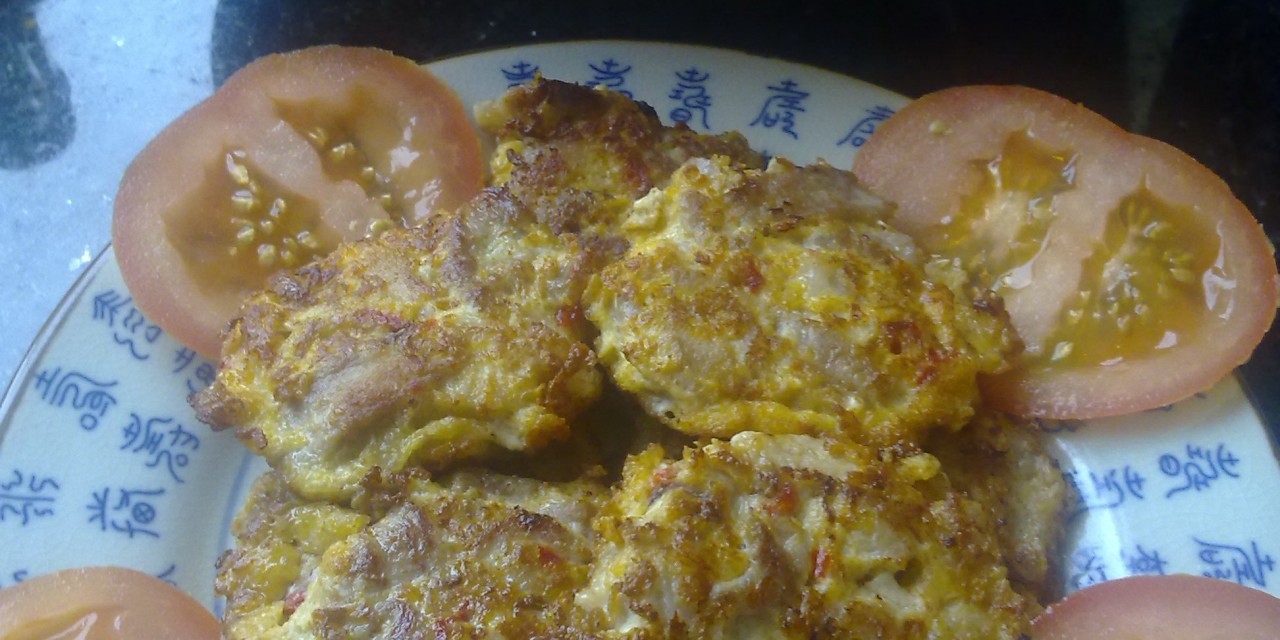 Lapis Ingris  (Baked Pork with Eggs)