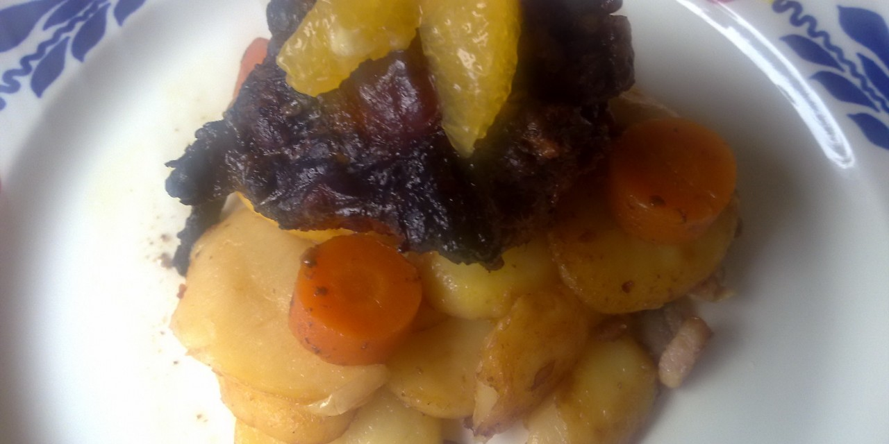 Marmalade Oxtail