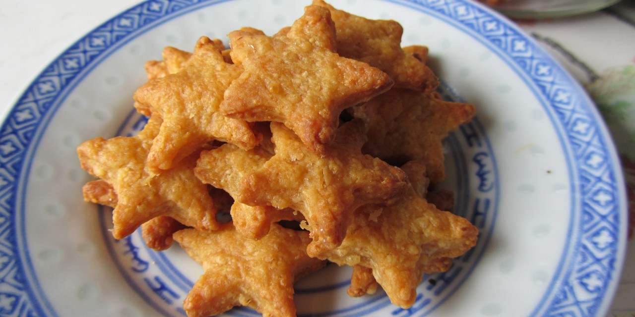 Tex-Mex Cheese Cookies