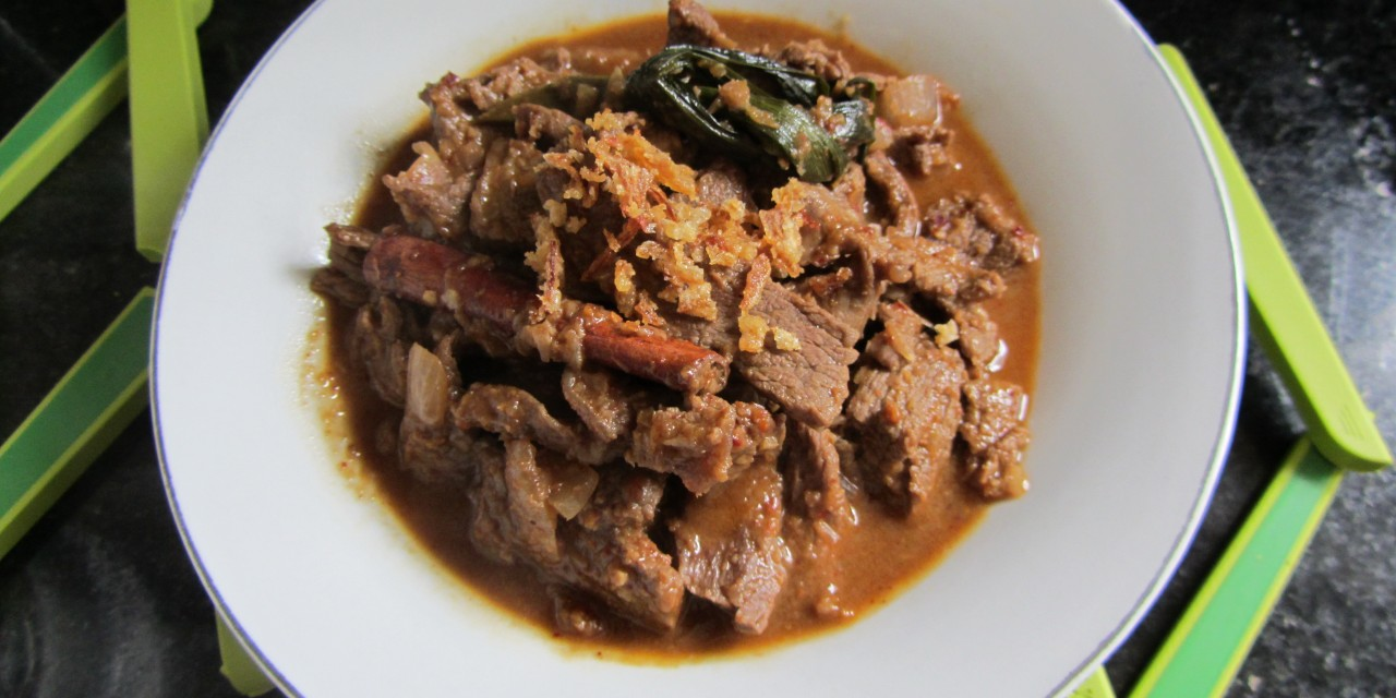 Daging Pedas  (Spicy Beef)