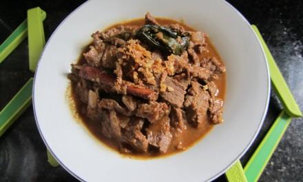 Daging Pedas  (Spicy Beef)