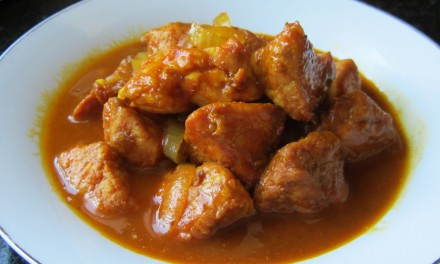 Spicy Honey Pork