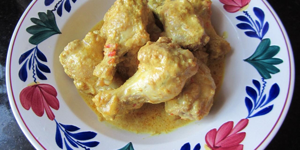 Curry Kapitan  (Captain's Curry)