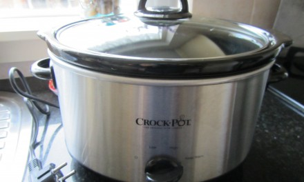 Introducing our new Crockpot Slow Cooker
