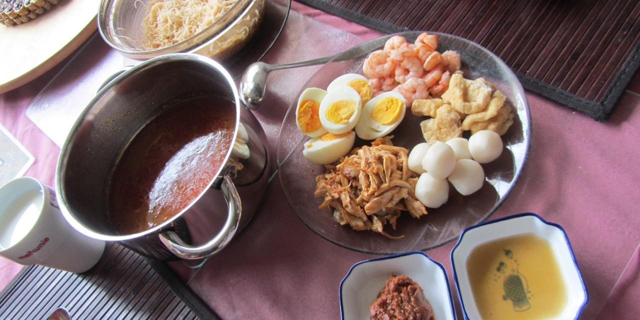 PrimaTaste Mee Siam  (Sweet & Tangy Vermicelli)