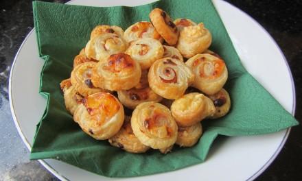 Mini Cheese Swirls