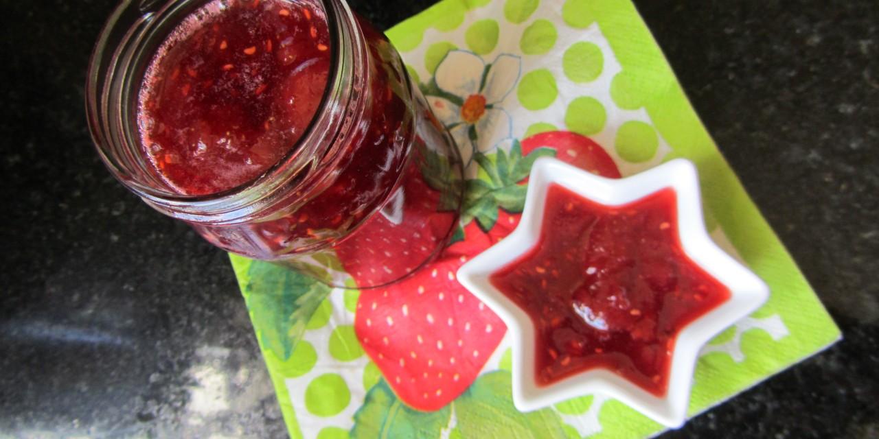 Lemony 2-Berries & Rose Petal Conserve