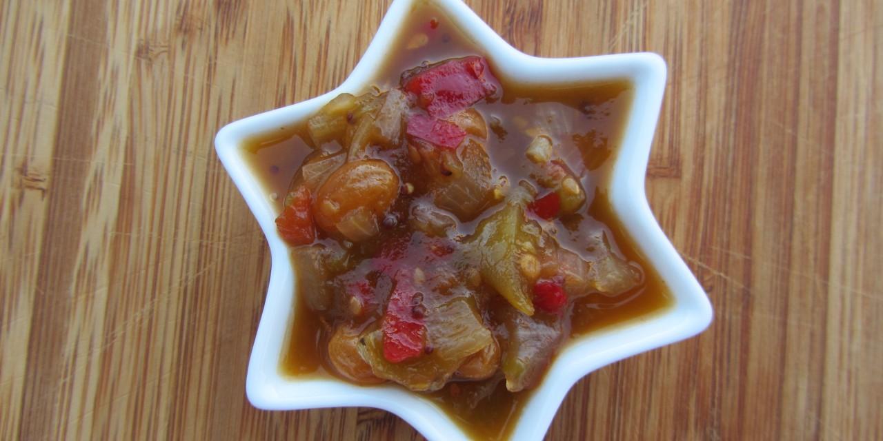 Mixed Tomato Chutney