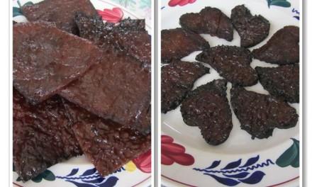 Chinese Meat Jerky  (Bak-Kwa)