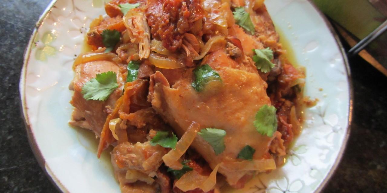 SlowCooker Balti Chicken