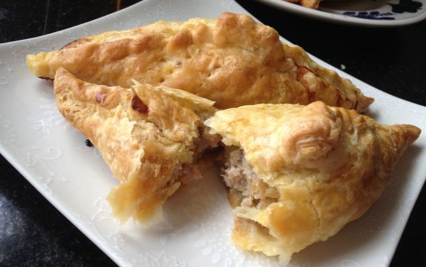 CL's Cheat Cornish-style Pasties
