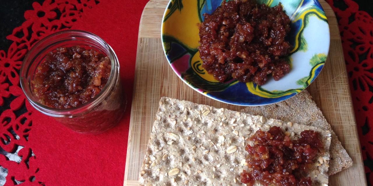 Savoury Bacon Jam