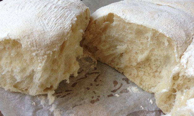 The Waterford Blaa or White-Floured Soft Bread Rolls