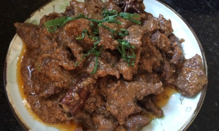 Terengganu Beef Curry
