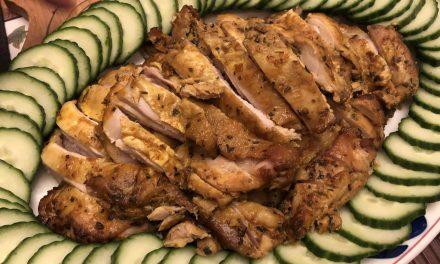 East African Roast Chicken
