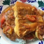 Tanzanian Fish Curry