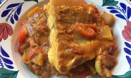 Tanzanian Fish Curry